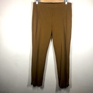 Chico's brown ankle leggings size Chico's 0.5/6